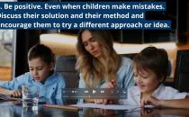 Teaching maths to your children