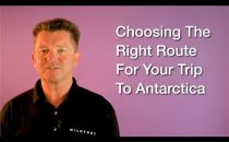 Choosing Your Route To Antarctica